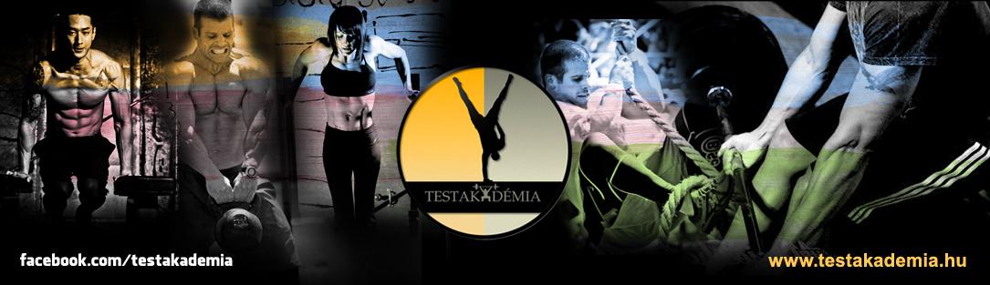 Testakadémia funkcionális edzőteremhálózat