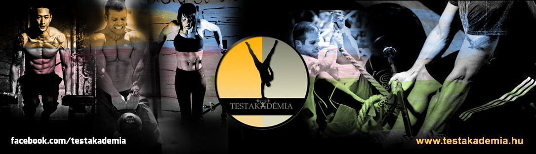 Testakadémia funkcionális edzőterem