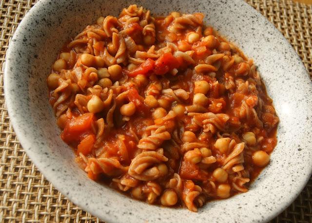 makaron wegetariański