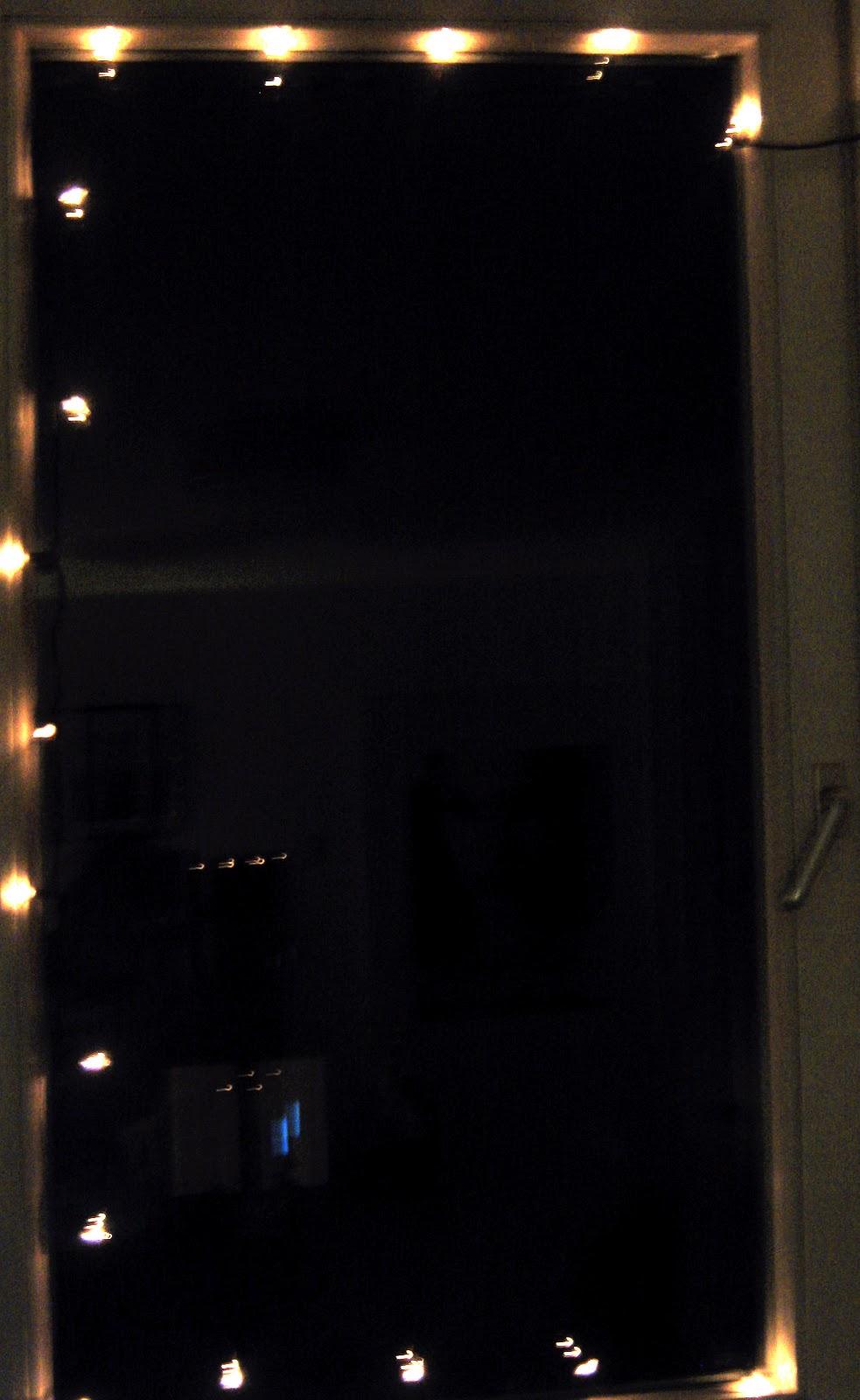 Das innere kind november 2011 - Lichterkette am fenster aufhangen ...
