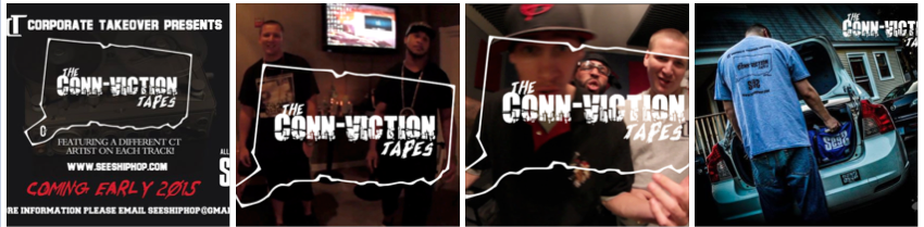 """The conn-viction tapes"", ct, hip, hip, project, unsigned, seeshiphop"