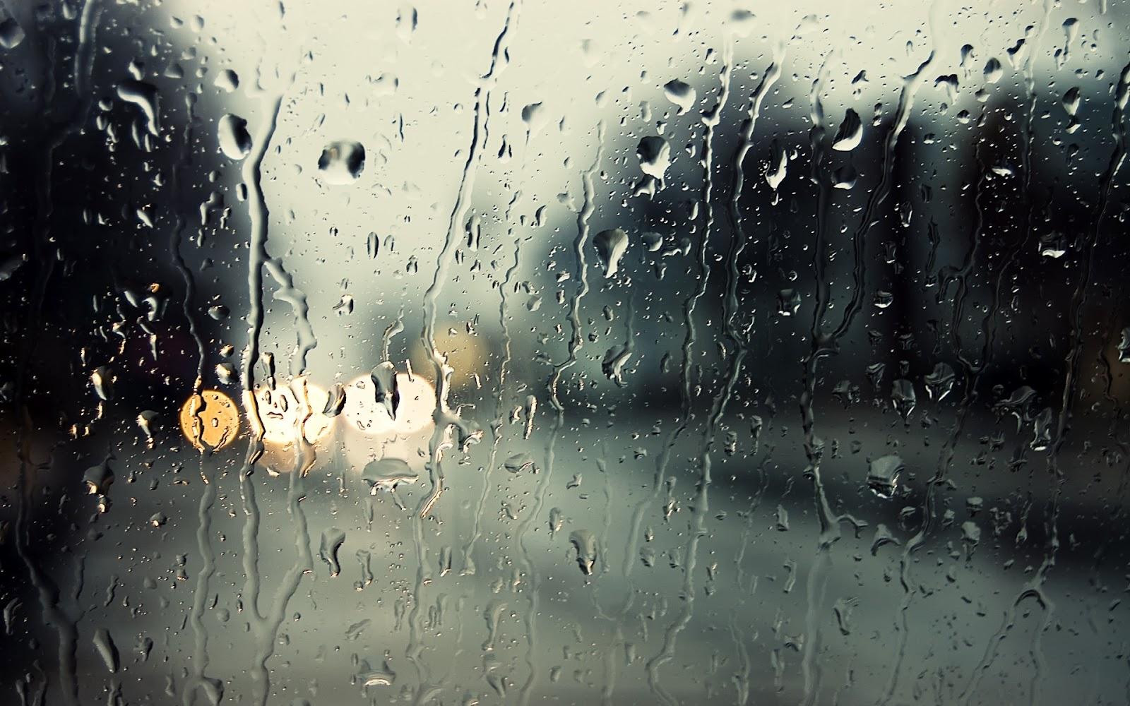 Rüyada yağmur görmek ne demek İslami