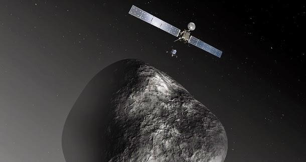 Nave espacial dormente acorda para encontro histórico com cometa (com videos)