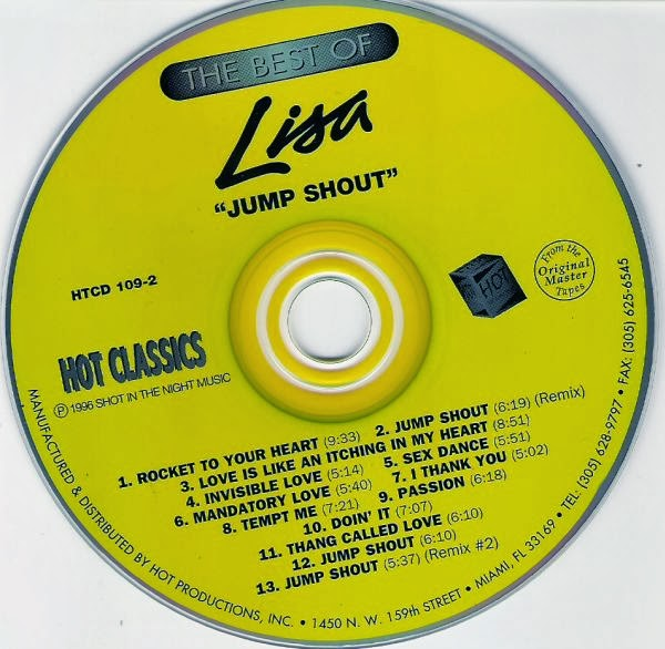 Lisa Jump Shout