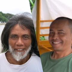 De Kalimantan-gidsen Tailah en Chris