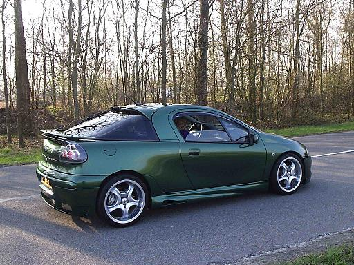 Best Cars Pictures Opel Tigra