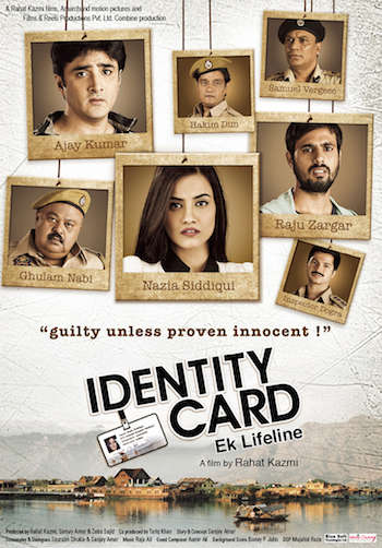 Identity Card Ek Life Line 2014 Hindi Movie Download