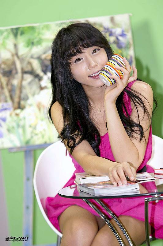 Kim Ha Eum at KES 2011