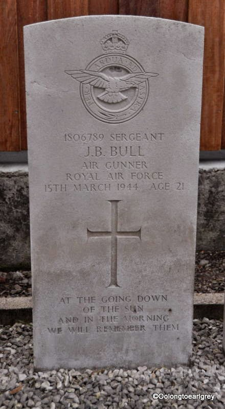 Commonwealth War Grave, Mussig, France