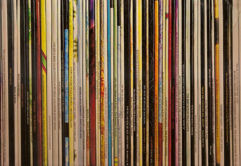 record collection vinyl ronson business bzvhzzo