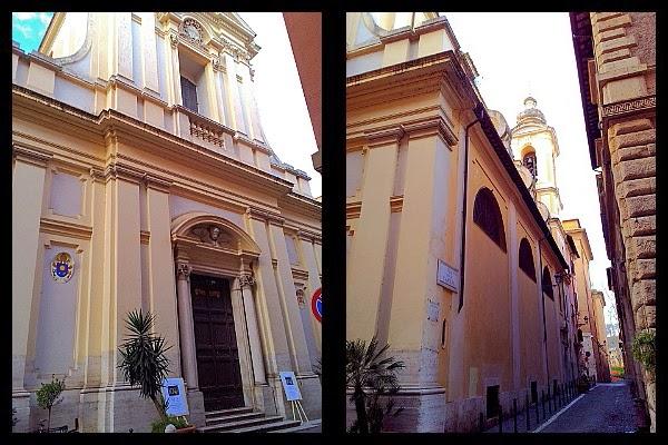 Santa Lucia del Gonfalone w Rzymie