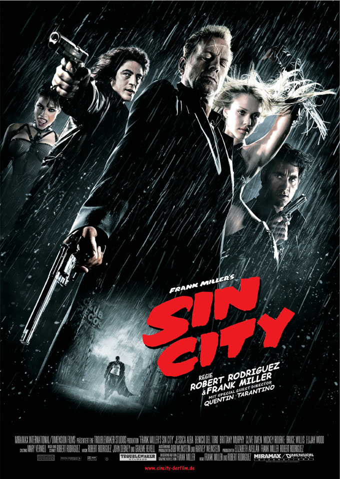 Thành Phố Tội Lỗi - Sin City
