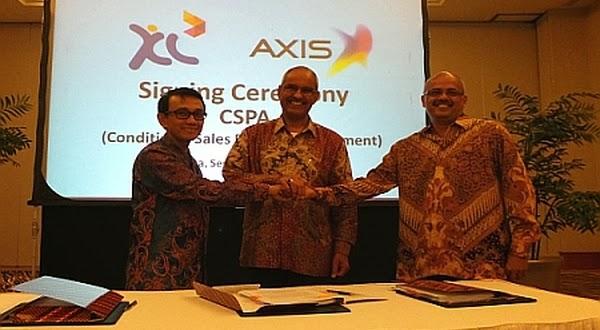 Kominfo Memanggil XL dan Axis, Ada Masalah Apa?