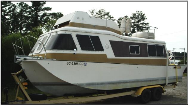 Sea+Camper+Houseboat Sea Camper Houseboat http://72land-n-sea.blogspot ...