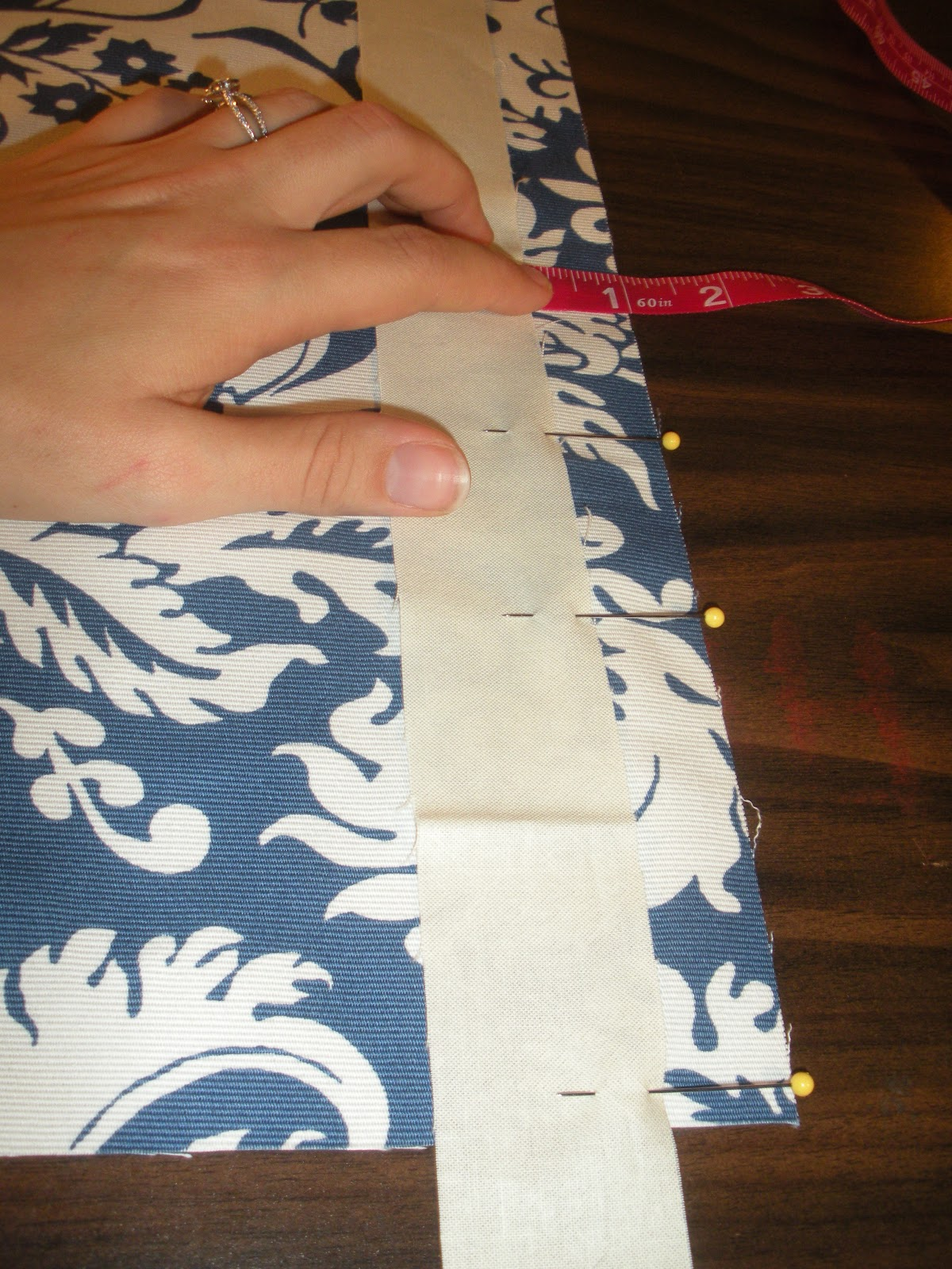 how to end a sewing stitch