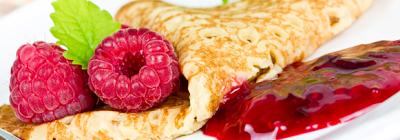 pancake  o  creps