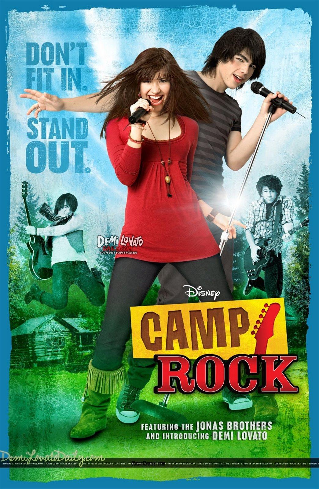 Disney Soul: Camp Rock
