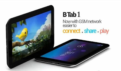 Beyond B Tab 1, Tablet Android ICS, 7 Inci, Murah ,Bisa Telpon-SMS