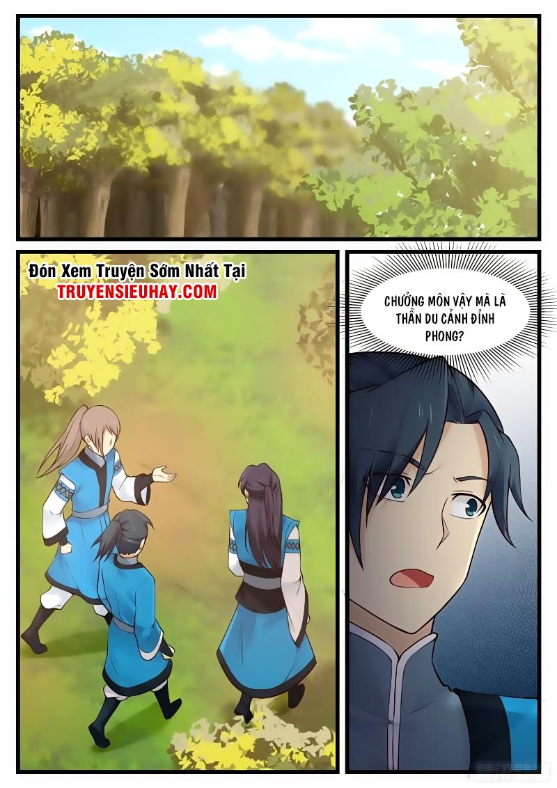 Võ Luyện Đỉnh Phong chap 34 - Trang 10