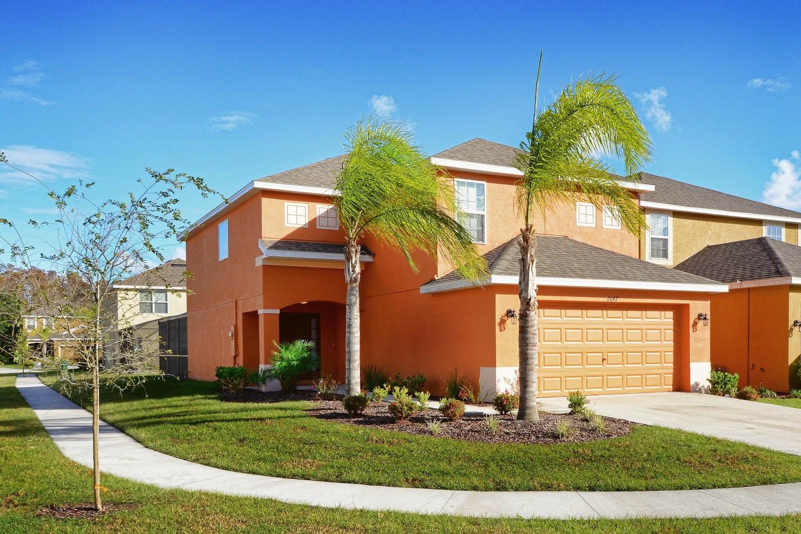 Casa de 4 Quartos no Condomínio Veranda Palms