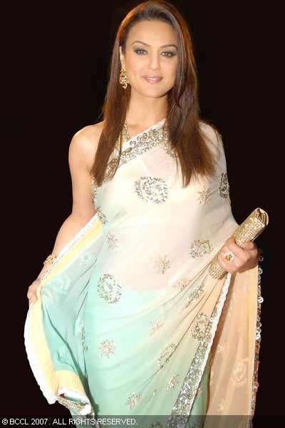 Preity Zinta   Hot sexy actress