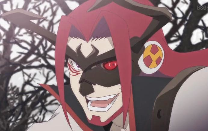 Yoru no Yatterman Episode 4 Subtitle Indonesia