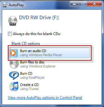 burned cd won t play in car