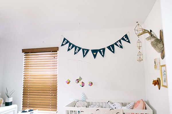 nursery baby room inspiration - Blinds For Baby Room