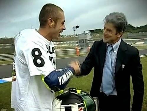Karisma Rossi Memang Belum Luntur, Marquez Juara Penonton Malah Teriak Rossi