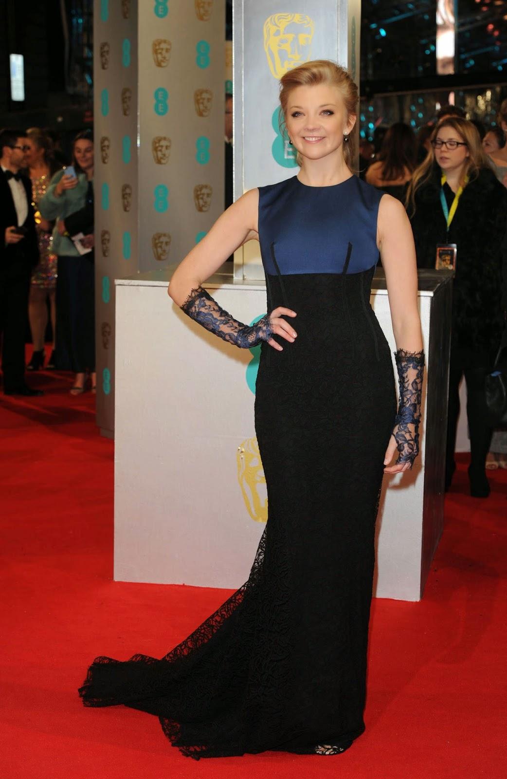 Natalie Dormer: BAFTA Awards 2015