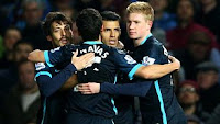 West Ham United vs Manchester City 2-2 Video Gol & Highlights