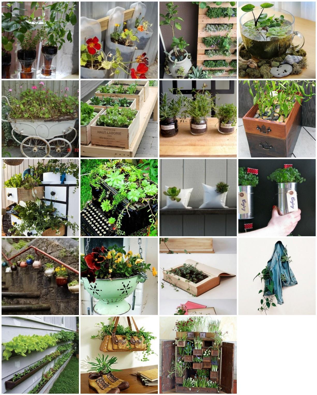 Faça Você Mesmo Faça Você Mesmo Jardins Urbanos