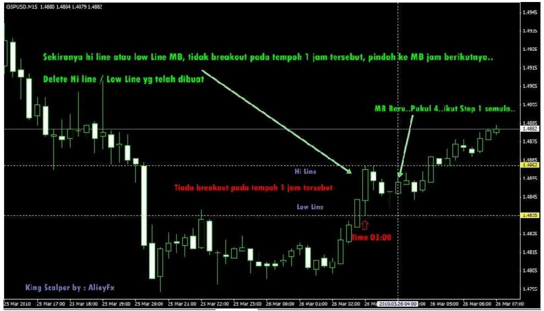 Forex king scalper