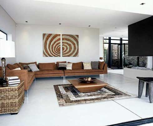 Tendencias modernas e ideas de diseño de salas o living room ...