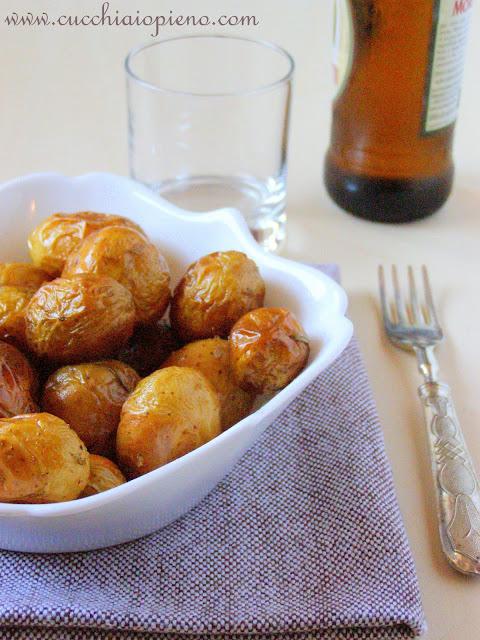 deliciosa batata bolinha ao forno