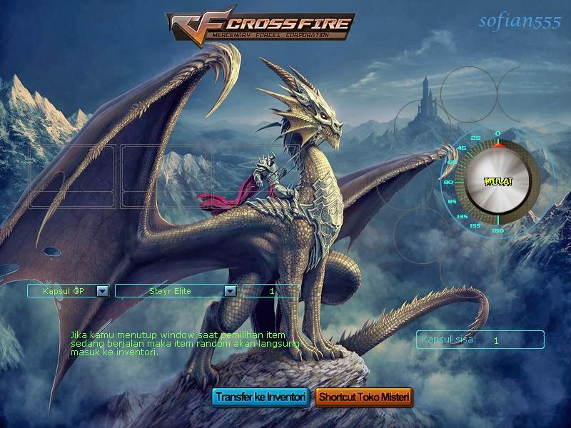 ... indonesia bagi pecinta game online fps crossfire indonesia dan