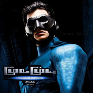 Tamil's first superhero movie mugamoodi