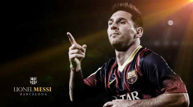 Hanya MU dan Madrid yang Sanggup Beli Messi?