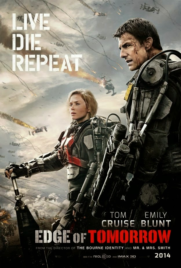 Edge Of Tomorrow VK Streaming