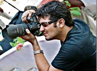 Venkat Prabhu Congratulate Ajith Kumar