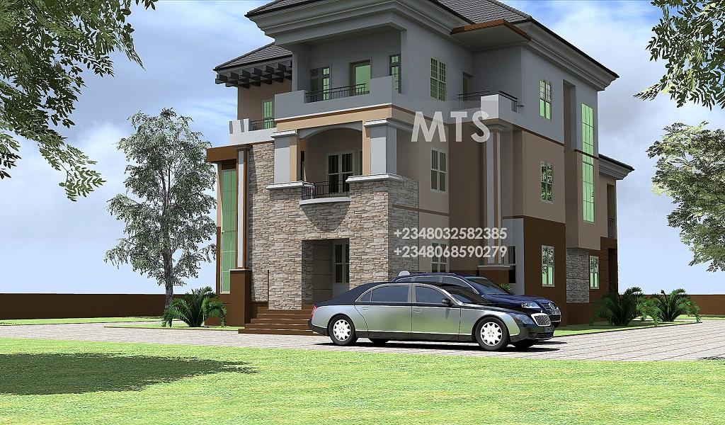 7 Bedroom Duplex