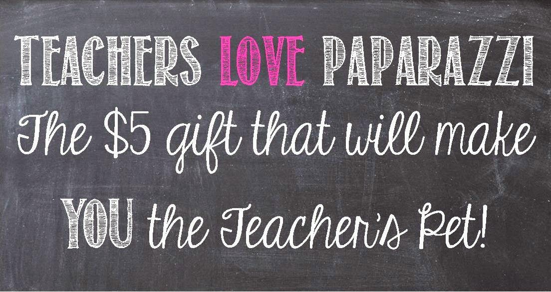 Teachers Love Paparazzi graphic