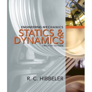 Combined Statics And Dynamics Hibbeler 12th Edition Solutions Manual