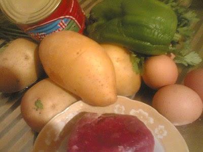 a2 اكلة البطاطا خفيفة وسريعة بالصور