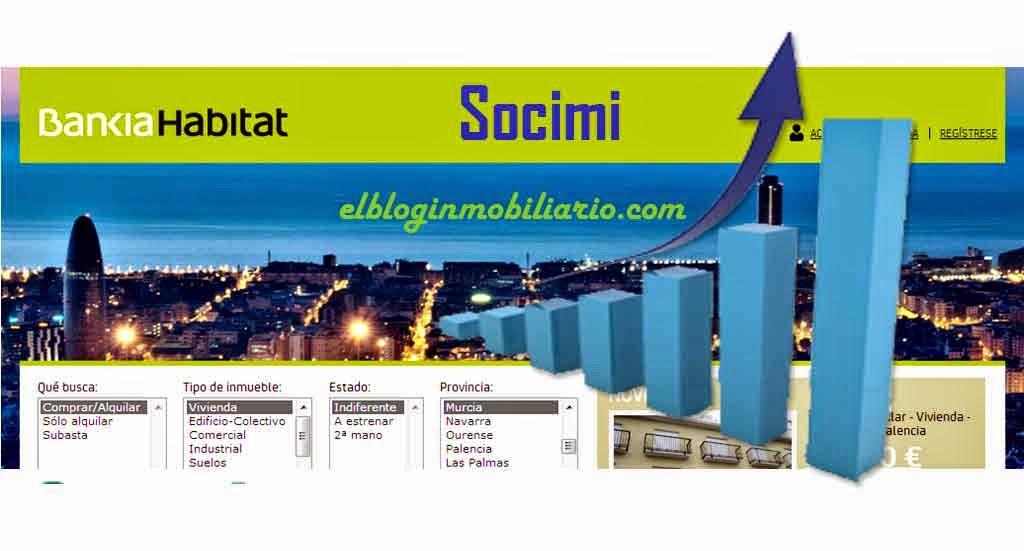 Bankia Socimi elbloginmobiliario.com