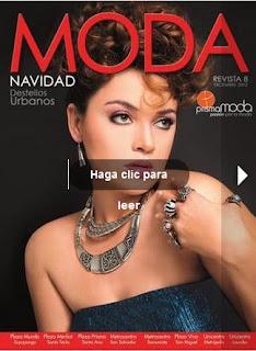revista prisma moda de navidad 2012
