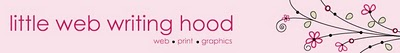 Design by Little Web Writing Hood