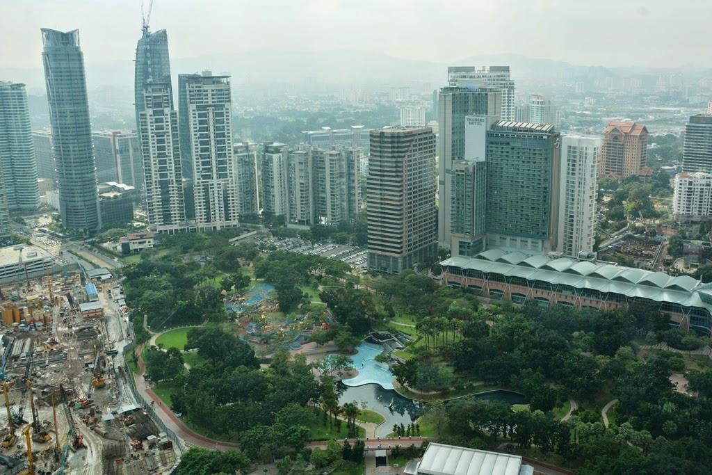 Petronas Towers Kuala Lumpur KLCC Park