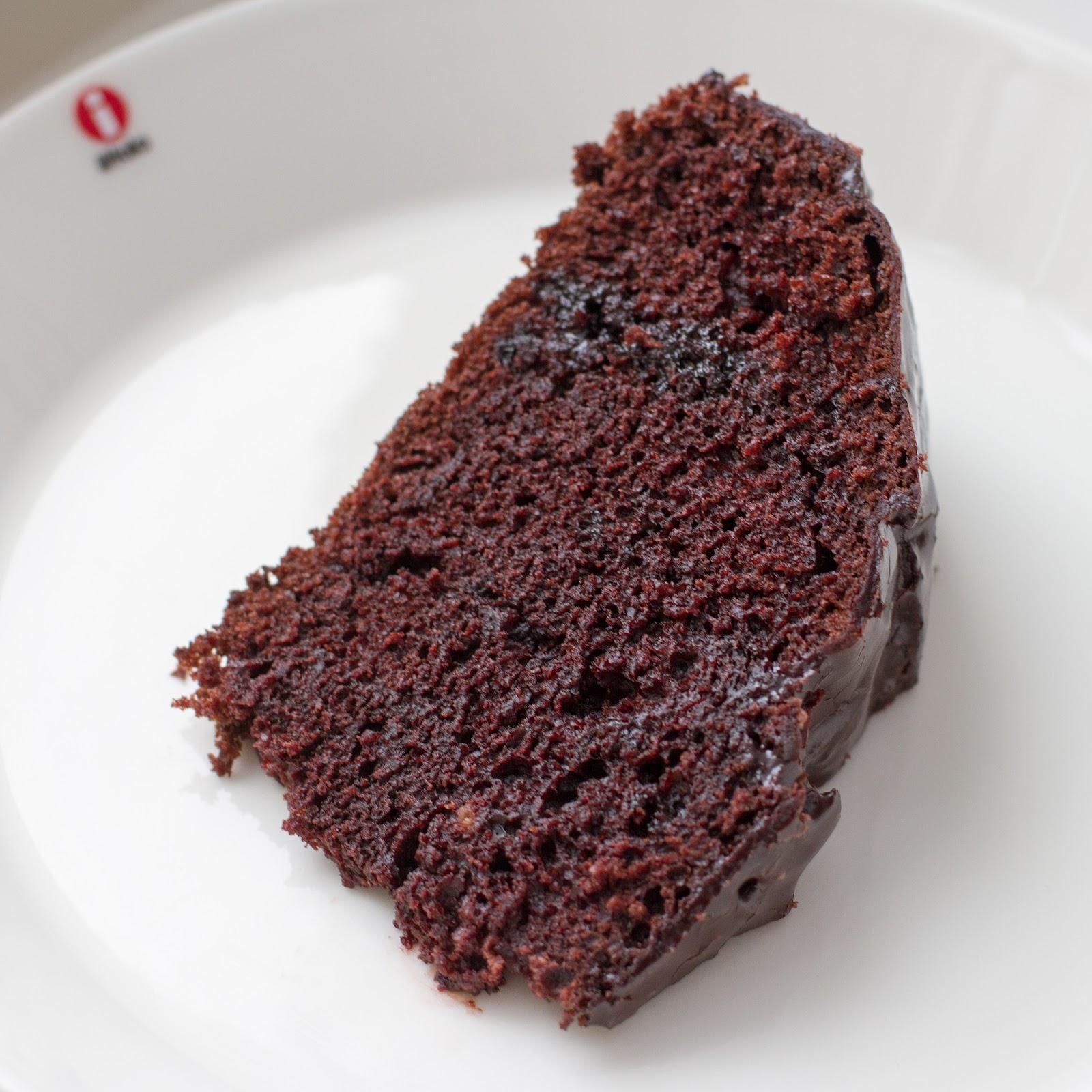 saftig sjokoladekake oppskrift