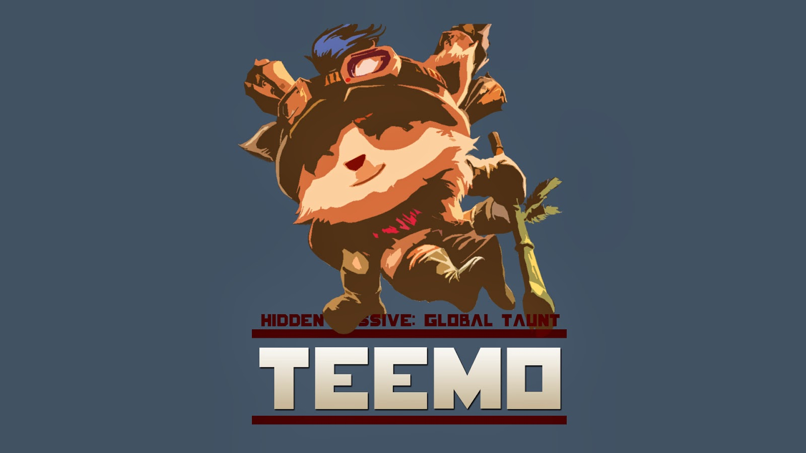 teemo wallpaper - photo #22
